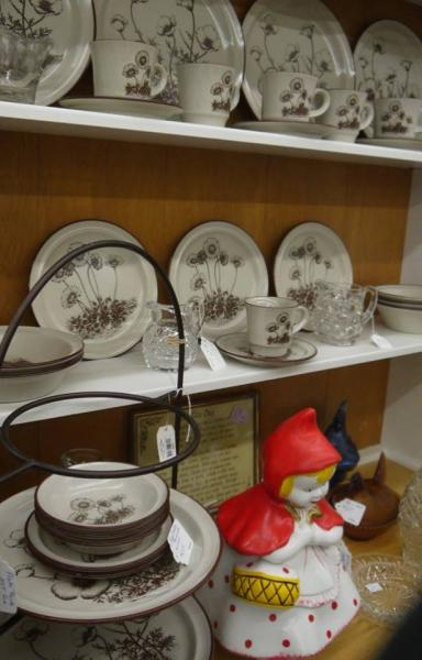 [Image: Needing a new dish set? We have beautiful dishware you are sure to love! ]