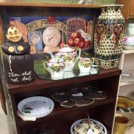We carry many signature china sets and crystal dishware you are sure to love!